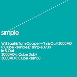 In & Out / 3000AD (I:Cube Remixes)