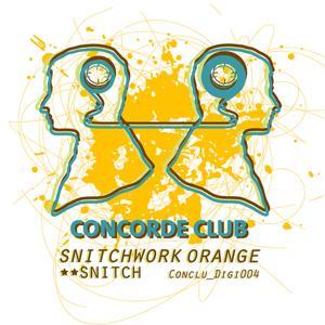 Snitchwork Orange