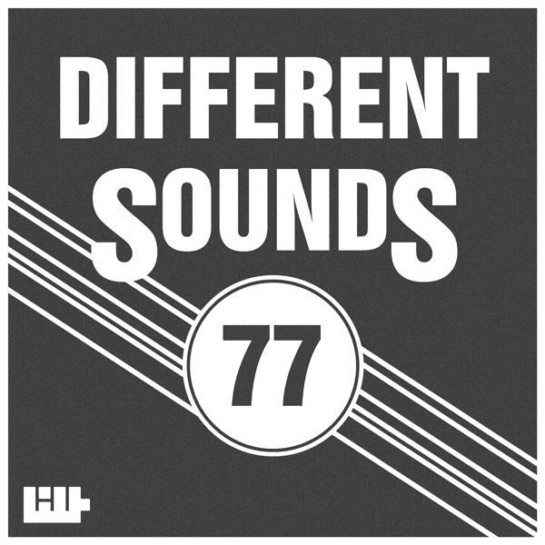 DJ Anton Ostapovich - Different Sounds, Vol. 77