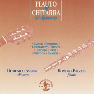 Flauto e chitarra in concerto
