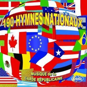 190 Hymnes Nationaux
