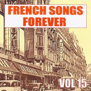 French Songs Forever, Vol. 15