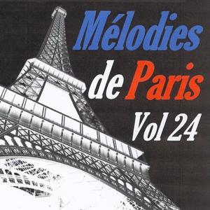 Mélodies de Paris, vol. 24
