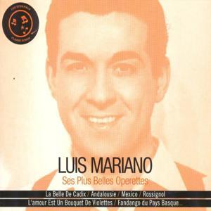 Luis Mariano et ses plus belles opérettes