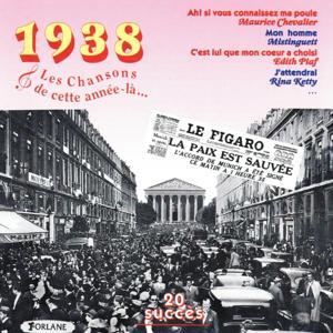 1938 : Les chansons de cette année-là (20 succès)