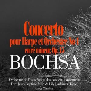 Nicolas-Charles Bochsa: Concerto pour harpe et orchestre No. 1 en ré mineur, Op. 15