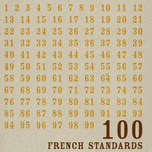 100 French Standards