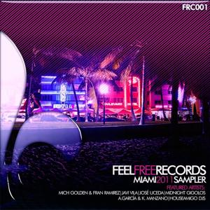 Feel Free Records Miami 2011 Sampler