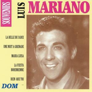 Luís Mariano : Souvenirs