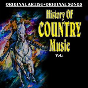 History of Country Music, Vol. 1