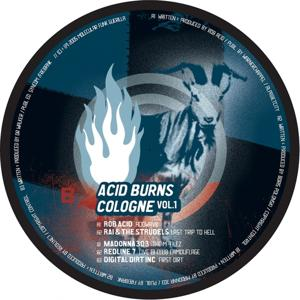 Acid Burns Cologne - Vol.1