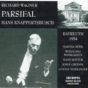 Richard Wagner : Parsifal (Bayreuth 1954)