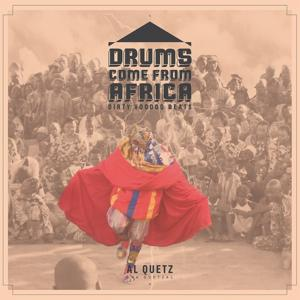 Drums Come from Africa