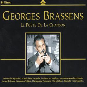 Georges Brassens le poète de la chanson