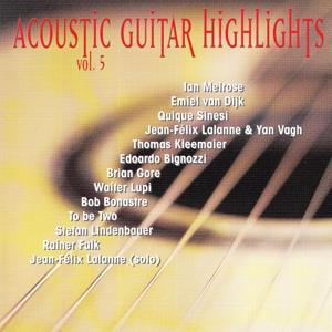 Acoustic Guitar Highlights, Vol. 5