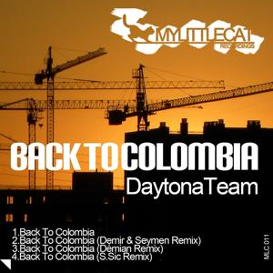 Back To Colombia E.P.