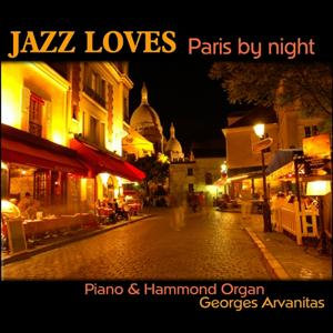 Jazz loves Paris-by-night Piano hammond & organ