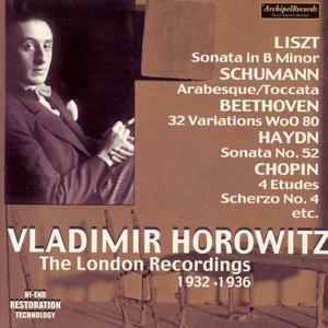 The London Recordings (1932-1936)