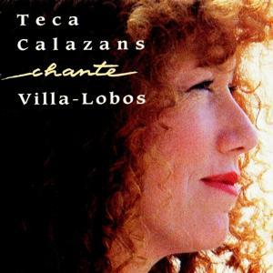 Teca Calazans chante Villa-Lobos
