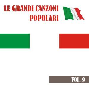 Le grandi canzoni popolari, vol. 9